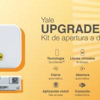 Yale lanza el nuevo upgrade kit: una nueva solución para abrir puertas a distancia