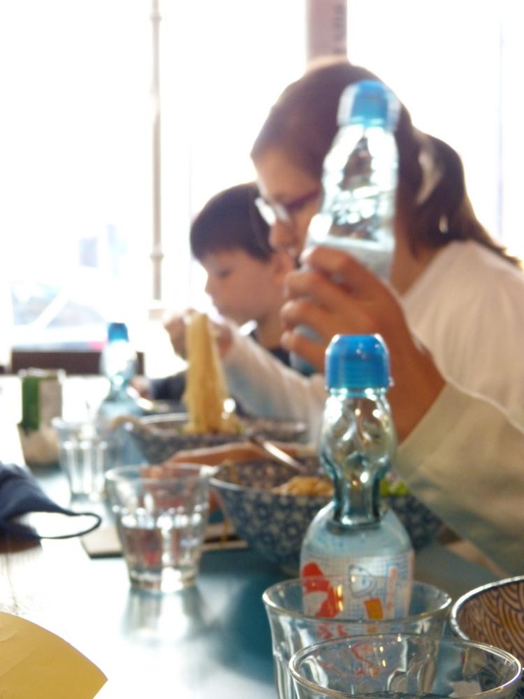 Un déjeuner au Japon à Paris