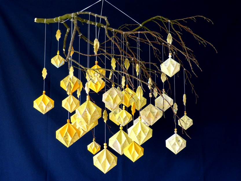 Sous une voûte étoilée…de diamants jaunes