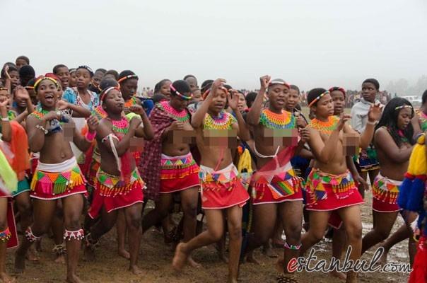 Bekaret-diplomasndan-sonra-kutlama--afrika-zulular-zulu-kabiles-bekaret-cinsel-iliski-22