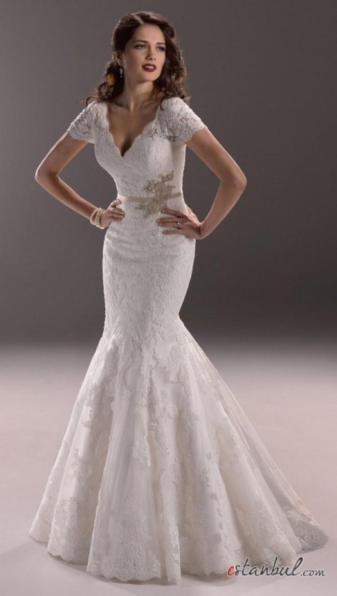 En-Güzel-2014-Sade-Gelinlik-Modelleri-2014-Simple-Bridal-Wedding-Dresses-23