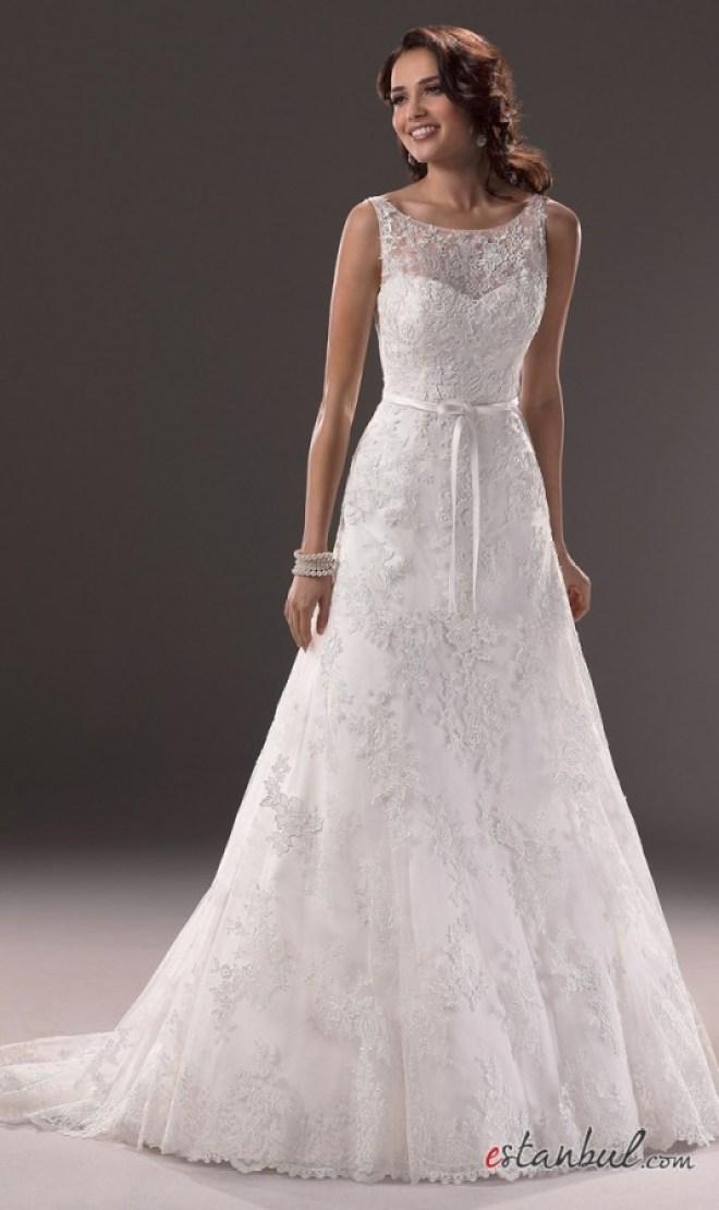 En-Güzel-2014-Sade-Gelinlik-Modelleri-2014-Simple-Bridal-Wedding-Dresses-5