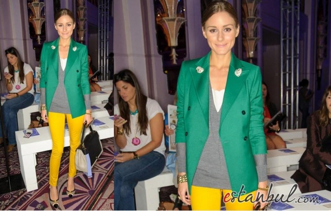 olivia palermo londra fashion week 2012
