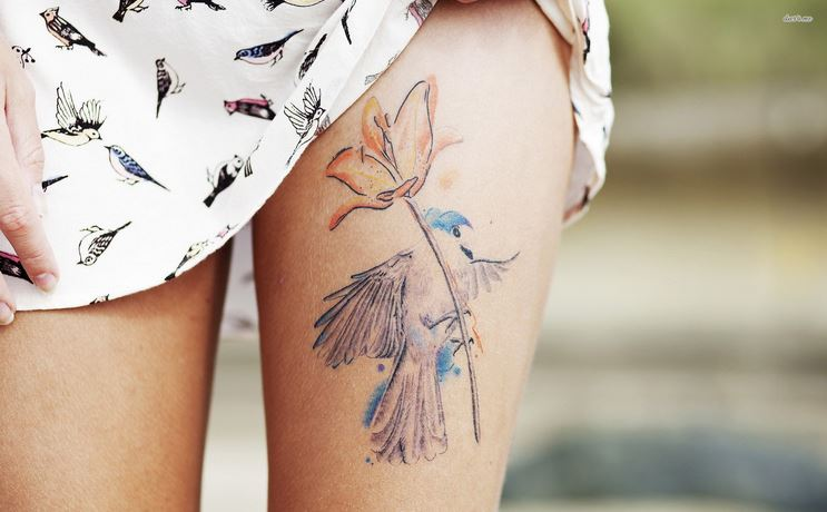 Güzel Bacak Dövmeleri1