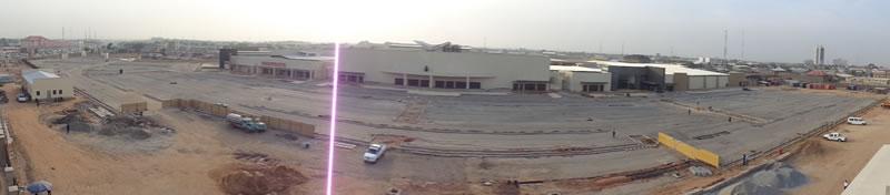 Ado Bayero Mall, Feb 2014
