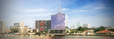 Civic Center Towers, Lagos