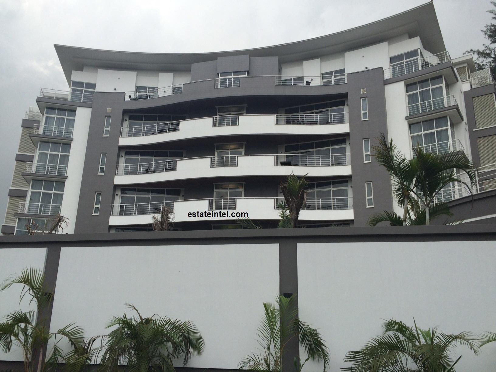 The George - Lugard Avenue, Ikoyi.