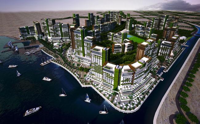 Eko Energy Estate. Image Source: Intels