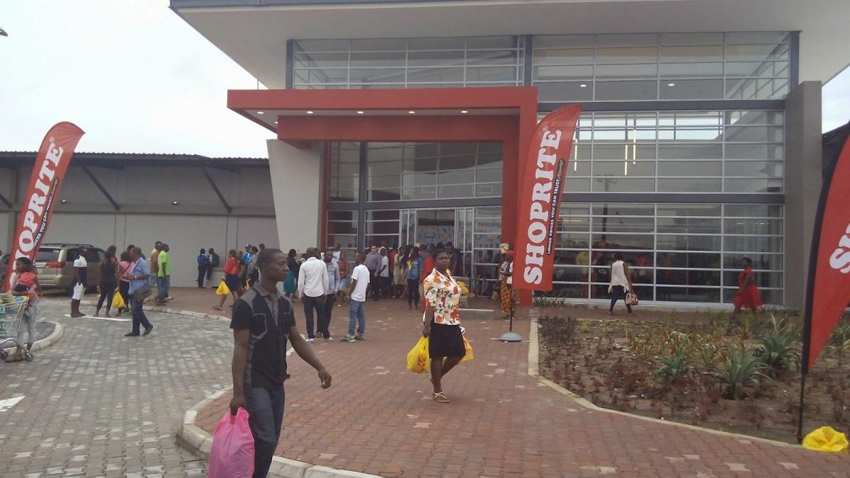 Delta Mall, Nigeria . Q2 2015