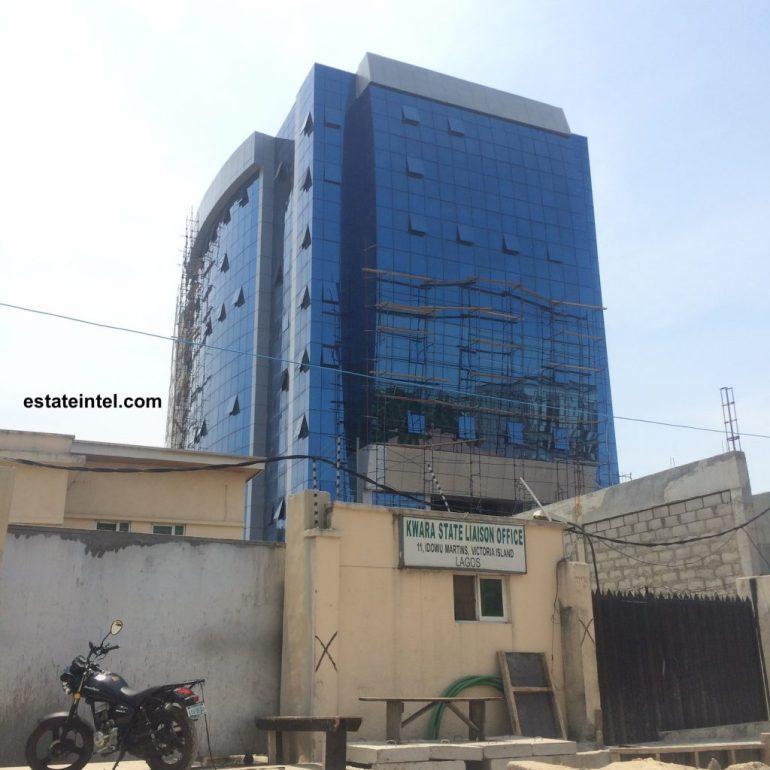 Office Development - Idowu Martins Street, Victoria Island - Lagos.