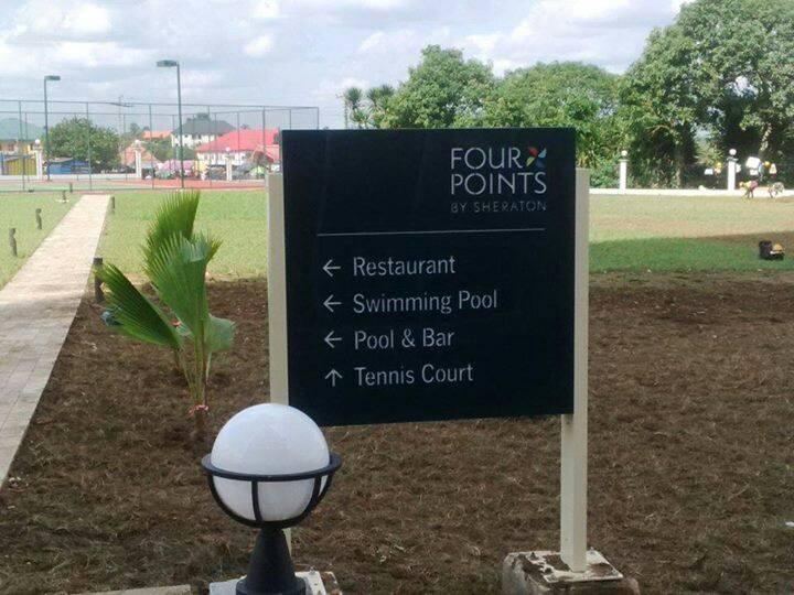Fourpoints by Sheraton, Ikot Ekepne - Akwa Ibom. Source: skyscrapercity