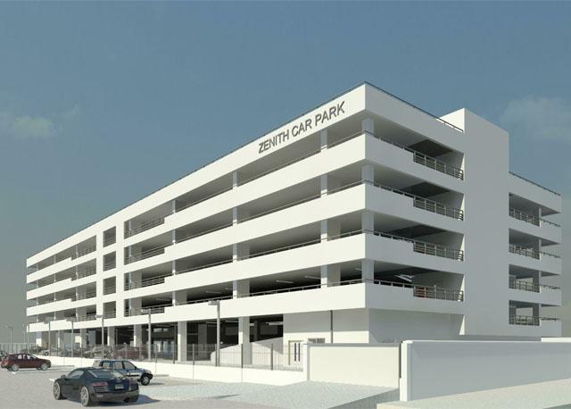 Zenith Multi-Storey Car Park. Image source: Elalan