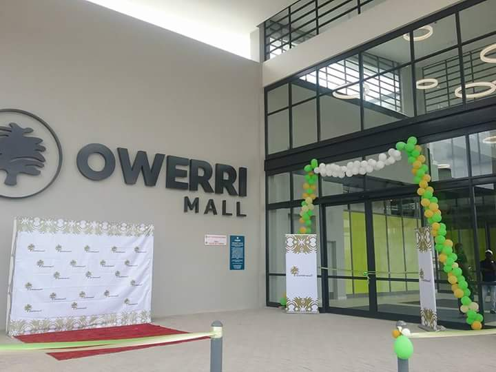 Owerri Mall, Imo State. Image source: ifeanyicy.com