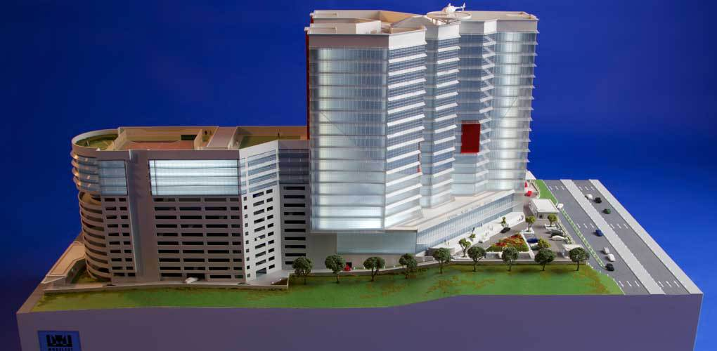 Federal Inland Revenue Service Headquarters, Central Business District - Abuja. Image Source: ATO Architects.