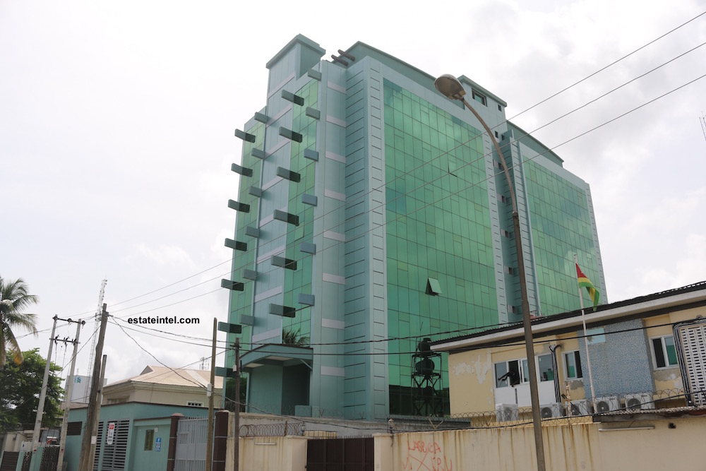 8 Floor Development on Ijedo Street, Victoria Island - Lagos