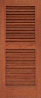 Louvered Doors Custom Elegance With Louver Doors