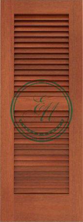 Cabana Doors Wooden