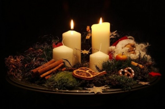 Resultado de imagen para luz y amor en navidad