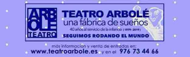 40_aniverario de Teatro Arbolé