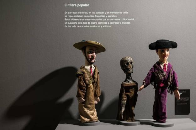 Exposición de Títeres en Centro de Historia de Zaragoza