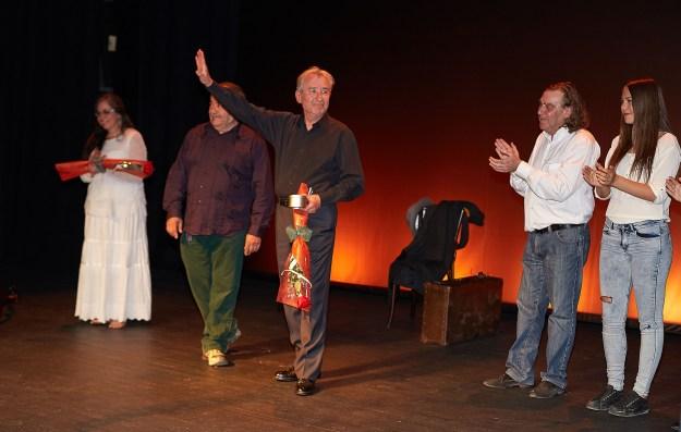Premio Jose Sacristan en Teatro ARbolé