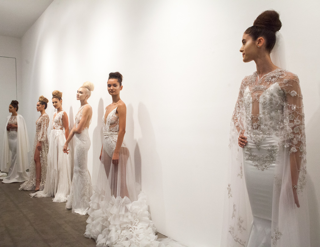estela-fashion-nyfw-michael-costello-bridal