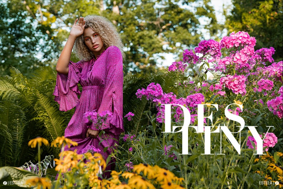 Estela Weekly Fashion Edit: DESTINY shot by Natalya Tegza