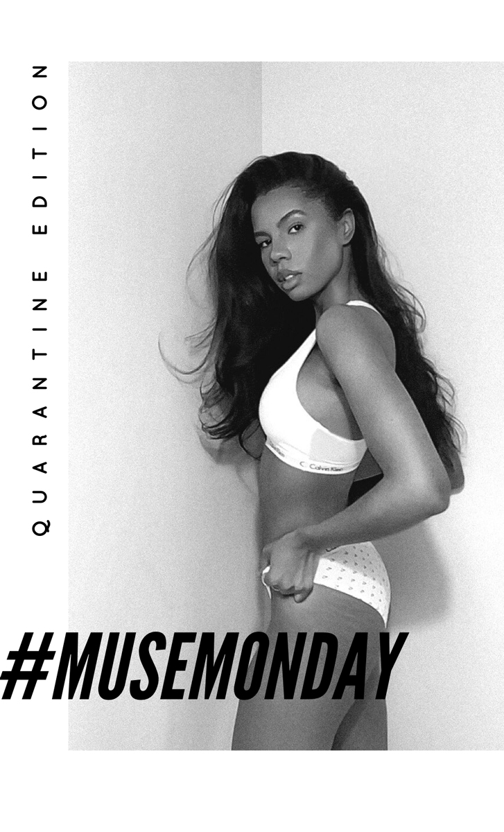 Estela Mag Muse Monday Quarantine Edition with Sasha