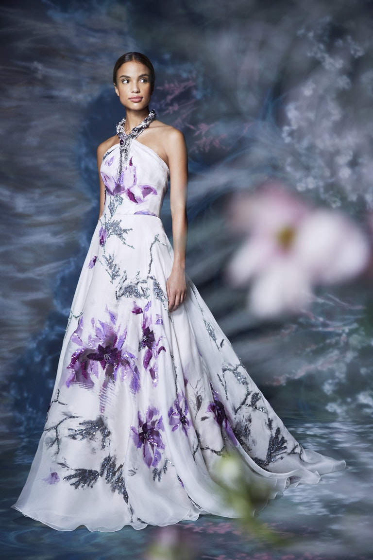 Estela Runway Report: MARCHESA SS21 at NYFW