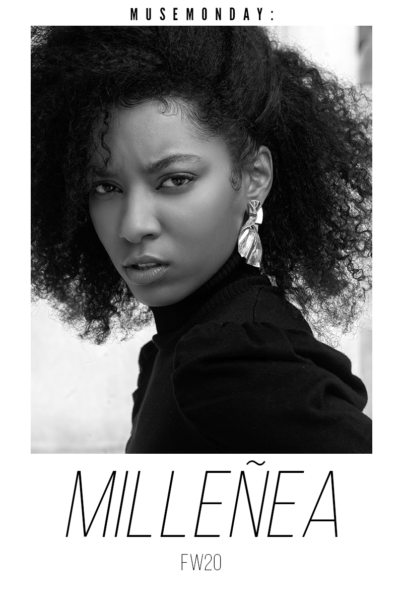 Estela Mag Muse Monday Fashion Test with Milleñea