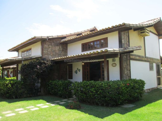 Venda – Casa 2 Quartos Manguinhos/Búzios V57