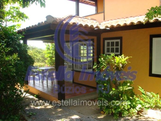 Temporada – Casa 4 Quartos Centro / Búzios AT36