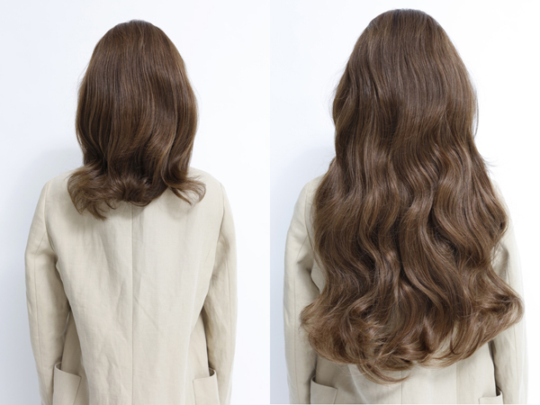 My hair extensions are dry hairsstyles estelles secret 100 remy clip in hair extensions minutes pmusecretfo Image collections