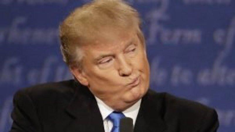 Donald Trump líder