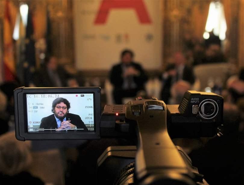 Semana del Arte | Madrid. Ministro Argentino Cultura