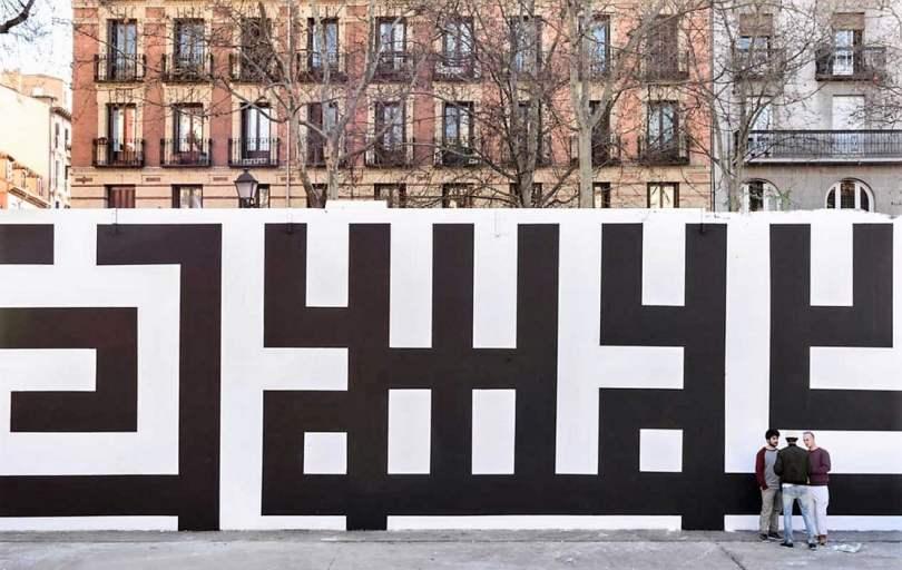 Arte urbano en Madrid