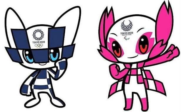 Diseño gráfico JJ00 Tokio 2020