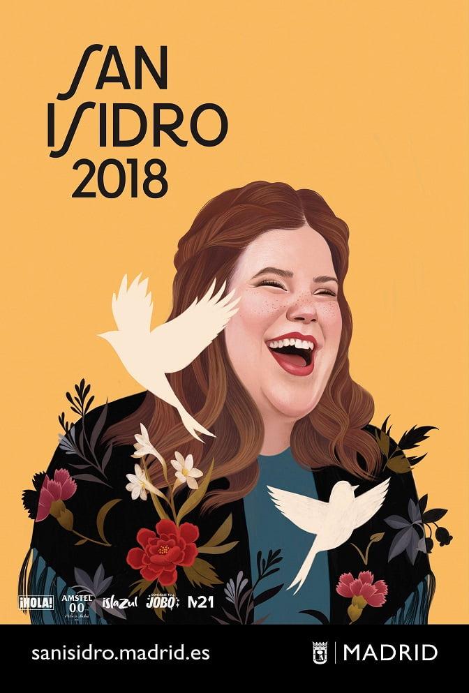 San Isidro 2018 Cartel 03