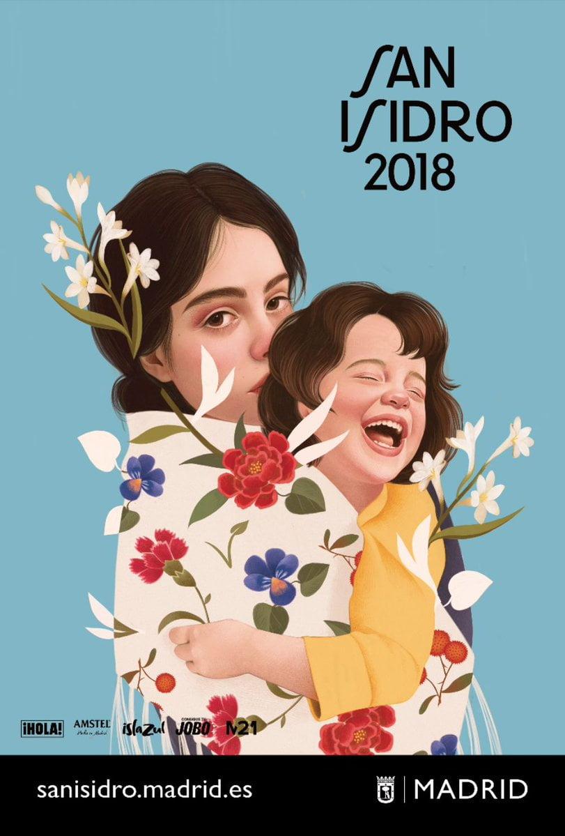 Fiestas de San Isidro Madrid 2018