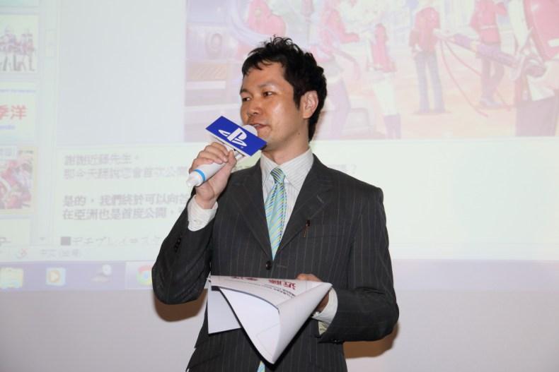 Nihon Falcom President Toshihiro Kondo