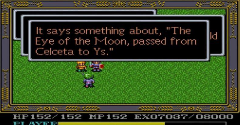 Screenshot from Video Game Attic's LP of Mask of the Sun: https://youtu.be/piCPm2EGx7Q