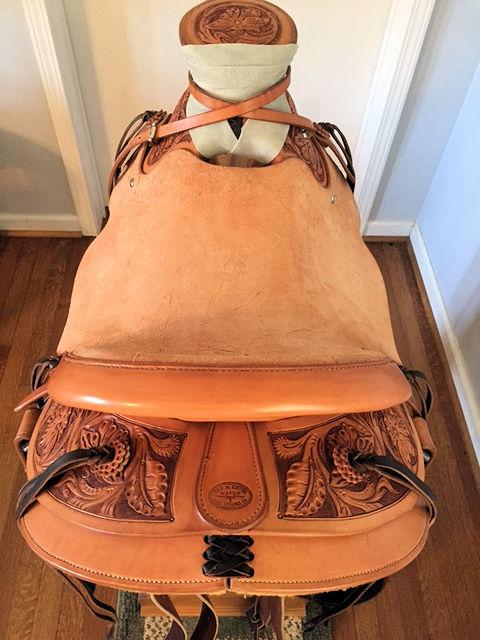 Saddles for Sale « Estes Saddlery – Custom Western Saddles