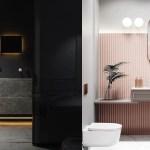 5 consigli per un bagno design in salone di acconciatura