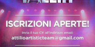 Attilio's Artistic Team