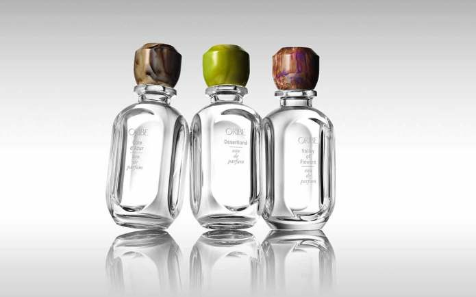 The importance of fragrance: introducing the Oribe Fragrance Collection