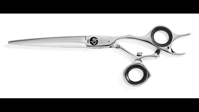 "Sam Villa launches Signature Series 7"" Dry Cutting Swivel Shear"