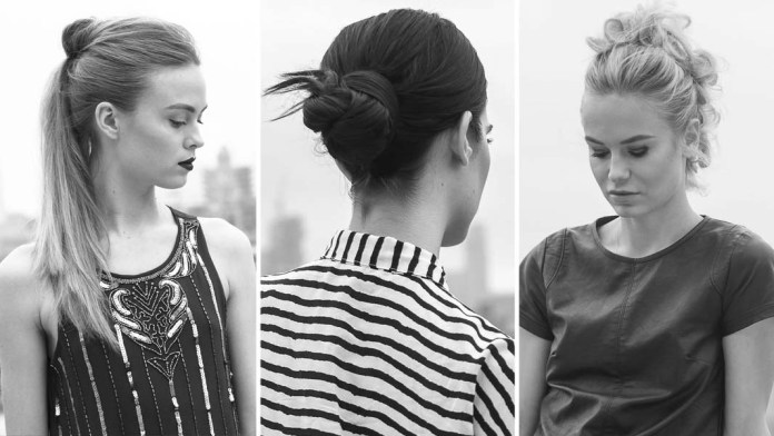 In the Loop – A Special Collection of Gorgeous Hair Looks from KMS California