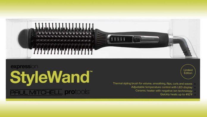 Versatility & Style in One: Limited Edition Express Ion StyleWand by Paul Mitchell