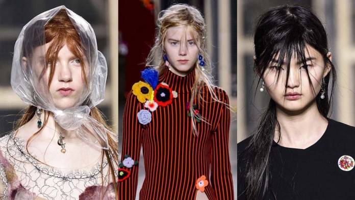 Get the London Look! Christopher Kane's Raw, Boyish Style by Redken's Guido