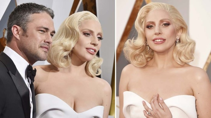 Get the Oscars' Look! Lady Gaga's Gorgeous Style by Frederic Aspiras for Pai-Shau